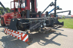 Svetruck Spreader used reach stacker