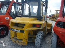 Caterpillar heavy duty forklift DP70
