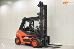 Linde H70D used heavy duty forklift