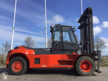 Linde H160/1200 4 Whl Counterbalanced Forklift >10t