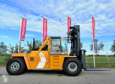 Kalmar DCD370-12 4 Whl Counterbalanced Forklift >10t chariot gros tonnage à fourches occasion
