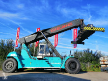 Carretilla elevadora gran tonelaje reach stacker SMV 4542TB5 Reach stacker