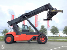 Teleskoptruck Linde C4535TL Reach stacker