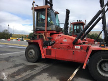 Kalmar DCF100-45E7 Empty Container Handler / 2013 / Adblue / New engine carrello elevatore portacontainer usato