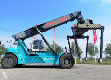 Carretilla elevadora gran tonelaje reach stacker SMV 4531CB5 Reach stacker