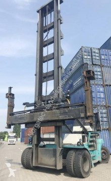 Stivuitor port-container pentru containere goale second-hand Konecranes 6/7 ECB100 DS
