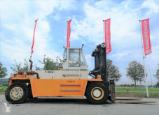 Chariot gros tonnage à fourches Sisu TD2512 4 Whl Counterbalanced Forklift >10t