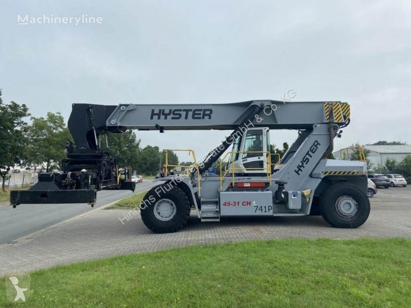 Voir les photos Chariot élévateur gros tonnage Hyster RS4531CH