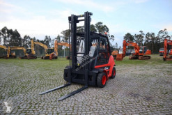 Linde H70D-02 used heavy duty forklift