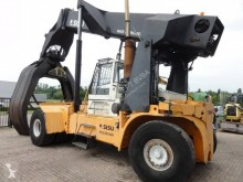 Reachstacker Sisu Log Stacker RTD 2641 AR