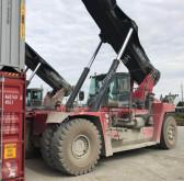Kalmar DRF450-60S5 gebrauchter Reach-Stacker
