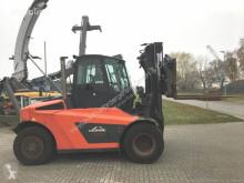 Chariot élévateur gros tonnage Linde H120D occasion
