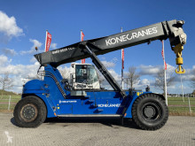 Carretilla elevadora gran tonelaje SMV 4535 TC5 Reach stacker reach stacker usada
