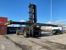 Valmet containers handling heavy forklift TD 42-12 - 42 TON + TWISTLOCKS - 20+30+40+45 FT CONTAINER
