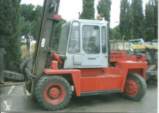 Kalmar DB 10 600XL chariot gros tonnage à fourches occasion