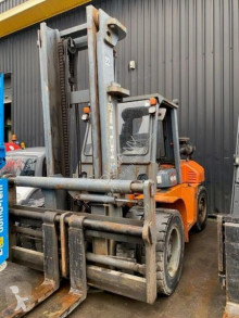 Heli CPCD80 used heavy duty forklift