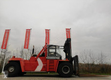 Kalmar DCD450-12 4 Whl Counterbalanced Forklift >10t chariot gros tonnage à fourches occasion