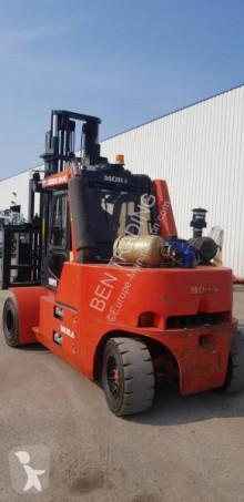 Mora M 100 C M100c wózek widłowy o dużym tonażu używany