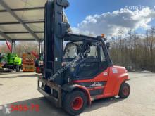 Lyfttruck stort tonnage Linde H 80 D 01 1100 begagnad
