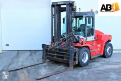 Kalmar DCE-100-6 chariot gros tonnage à fourches occasion