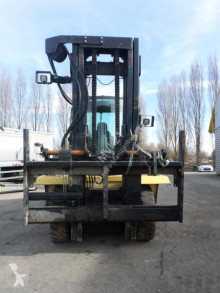 Hyster H14XM6 chariot porte-containers accidenté