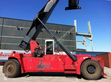Ferrari CVS F481 reach stacker usado