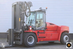 Kalmar DCG160-12 triplex chariot gros tonnage à fourches occasion