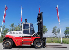 Chariot gros tonnage à fourches SMV 12-600B 4 Whl Counterbalanced Forklift >10t