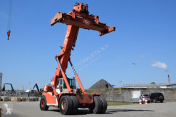 Carretilla elevadora gran tonelaje reach stacker PPM Superstacker