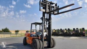 Carretilla elevadora gran tonelaje carretilla grande carga con horquillas Heli CPCD100-P CPCD100
