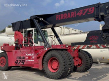 Ferrari F479.5 used reach stacker