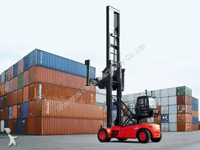 查看照片 大吨位可升降式叉车 Kalmar