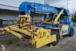 رافعة شوكية ثقيلة Belotti Triton 45.23 رافعة حاويات مستعمل
