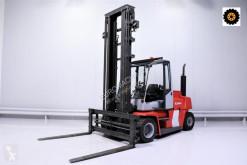 Carretilla elevadora gran tonelaje carretilla grande carga con horquillas Kalmar DCE-80-6