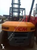 Преглед на снимките Тежкотоварни мотокари TCM FD100Z8