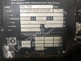 Преглед на снимките Тежкотоварни мотокари Clark DPL100