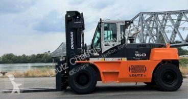 Преглед на снимките Тежкотоварни мотокари Doosan D160S-7