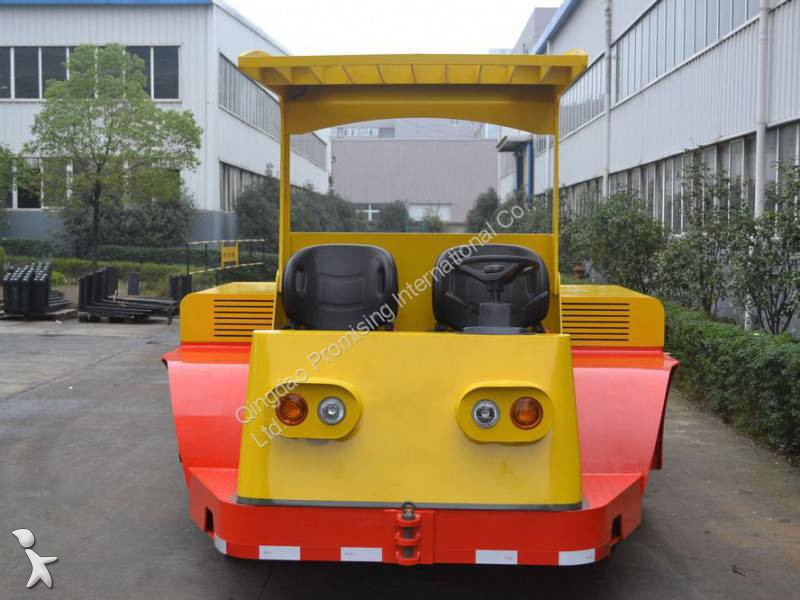 Vedeţi fotografiile Electrocar Dragon Machinery TG500