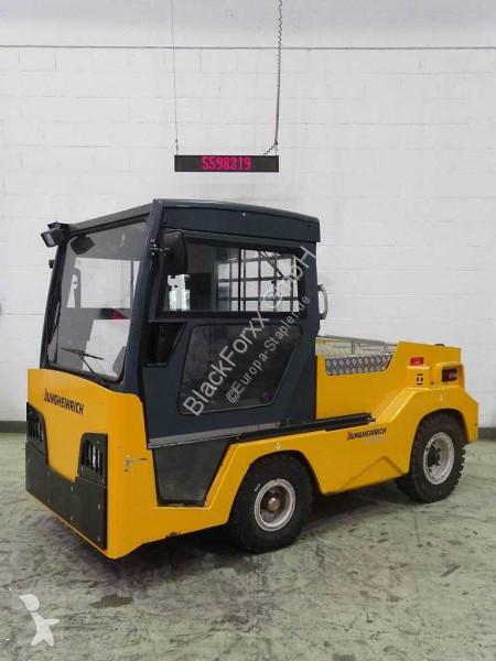 Voir les photos Tracteur de manutention Jungheinrich ezs6250