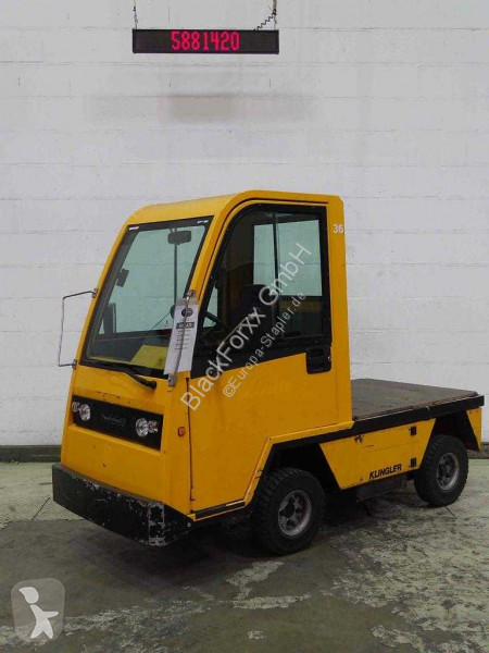Voir les photos Tracteur de manutention Spykstaal 406
