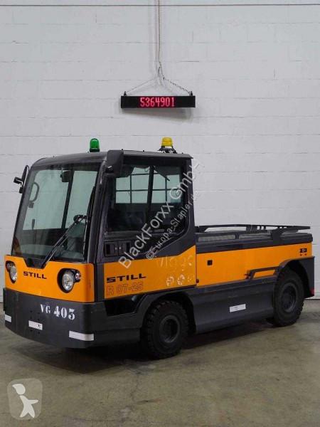 Voir les photos Tracteur de manutention Linde P250