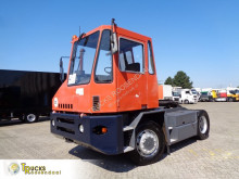 tracteur de manutention Sisu TR - 161 + 100% Perfect shape + 4x4+10141 hours
