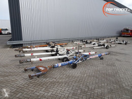 Accessories handling part Duwstangen Schubstangen, Push bars - Airport