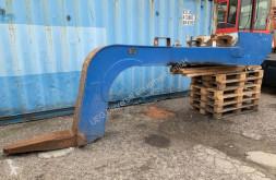 Equipamientos maquinaria OP Plan Truck Gooseneck / Schwanenhals Brazo de elevación usado