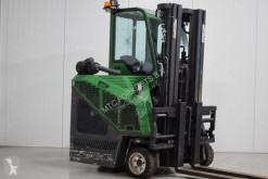 C2500CB lorry mounted forklift used