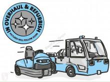 Carrello trattore Still ltx70/batt.neu usato