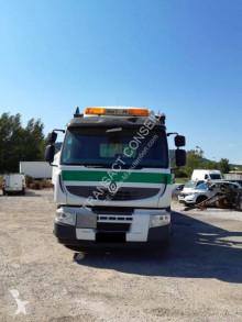Camion polybenne Renault RVI 430