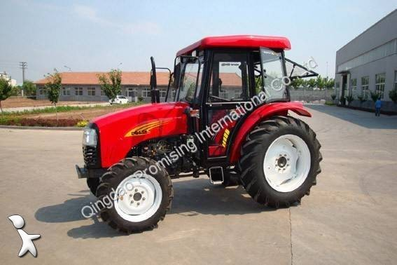 Преглед на снимките Влекач Dragon Machinery 55HP Agricultural Wheeled Tractor DQ554