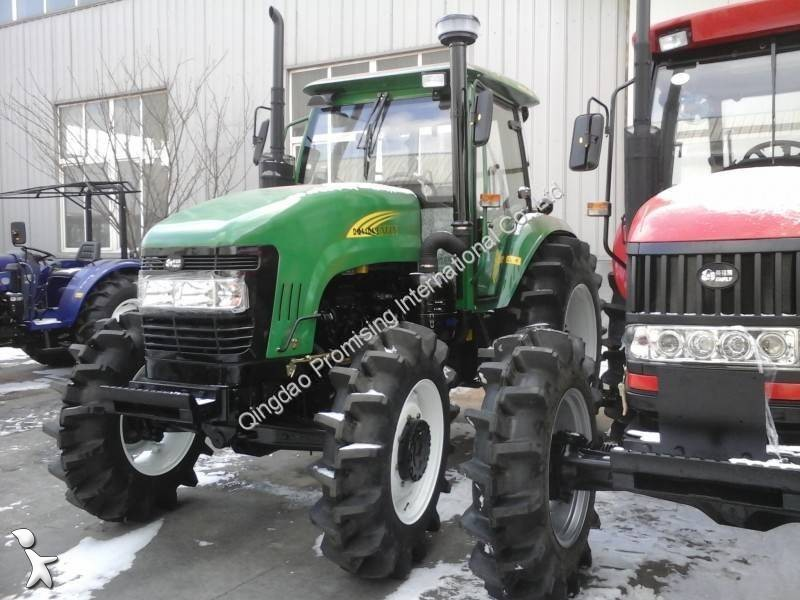 Преглед на снимките Влекач Dragon Machinery 110HP Agricultural Wheeled Tractor DQ1104