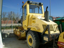 Bomag BW 145 D-3 used single drum compactor
